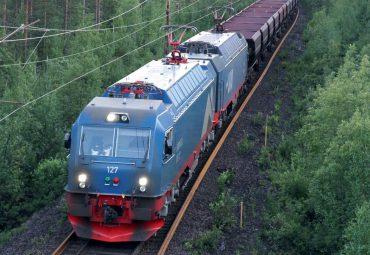 Väčšia pružnosť pre ťažkú nákladnú trať Malmbanan vo Švédsku