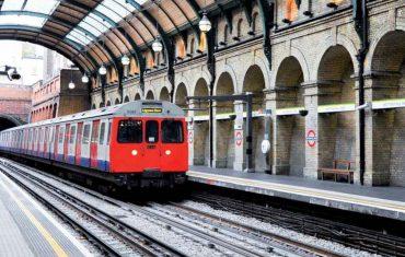Podvalove podlozky pre metro Londyn